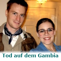 Tod auf dem Gambia – a murder mystery game from Freeform Games