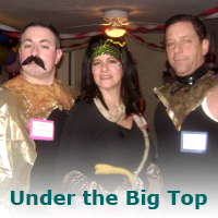 Under the Big Top – a murder mystery game
