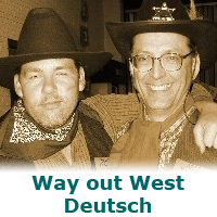 Way out West Deutsch – a murder mystery game from Freeform Games