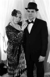 A Speakeasy Murder  – Christine Finch, USA