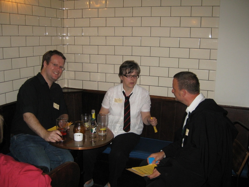 Spellbound – Blair, Julie and Dave  – Freeform Games