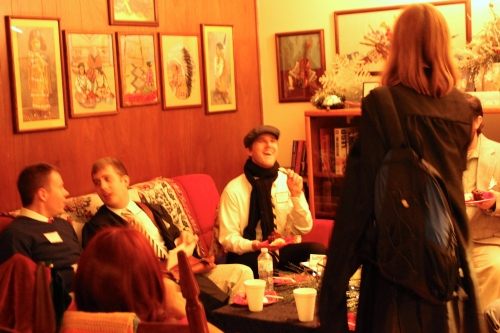 Spellbound – (from left to right) Erick, Jason, 'Ginger', Taylor, Nina 