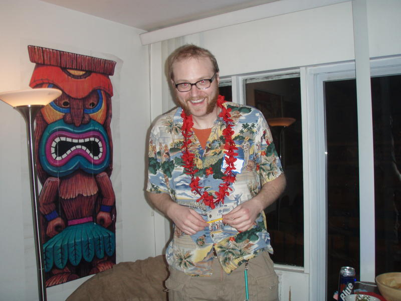 Lei'd to Rest – Mel Squant (look out for the grandkids' pictures!)  – Yana Khomchanka