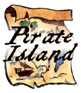 Pirate Island map