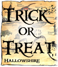 Trick or Treat – a kids' party game from Freeform Games