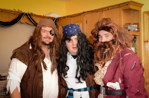 Davy Jones' Locker – Rusty Mike, Drunken Willie and Slippery Pete 