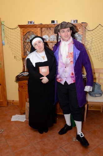 Davy Jones' Locker – Sister Agnes and Darrell Sims - Seth and Jen Deibel