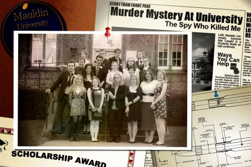 The Spy Who Killed Me – montage - Jess Murray