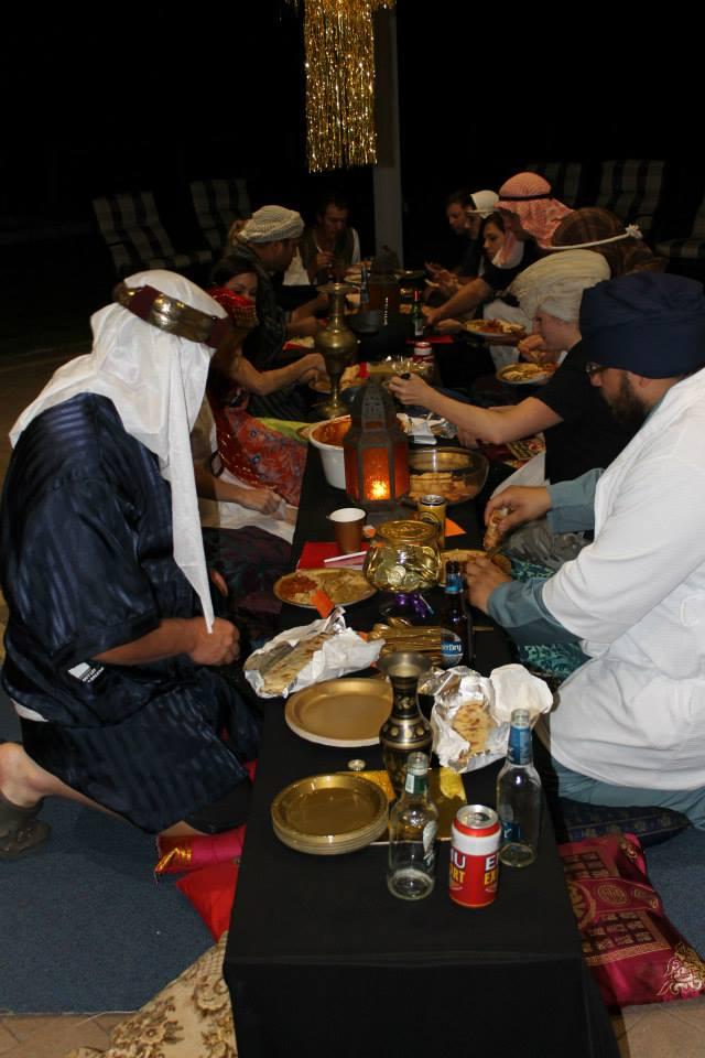 Arabian Nights - Tenele Robins